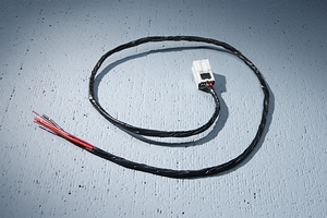 Trailer Tow Brake Jumper Sub-harness image for your Nissan